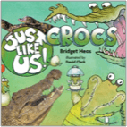Just like us crocs book